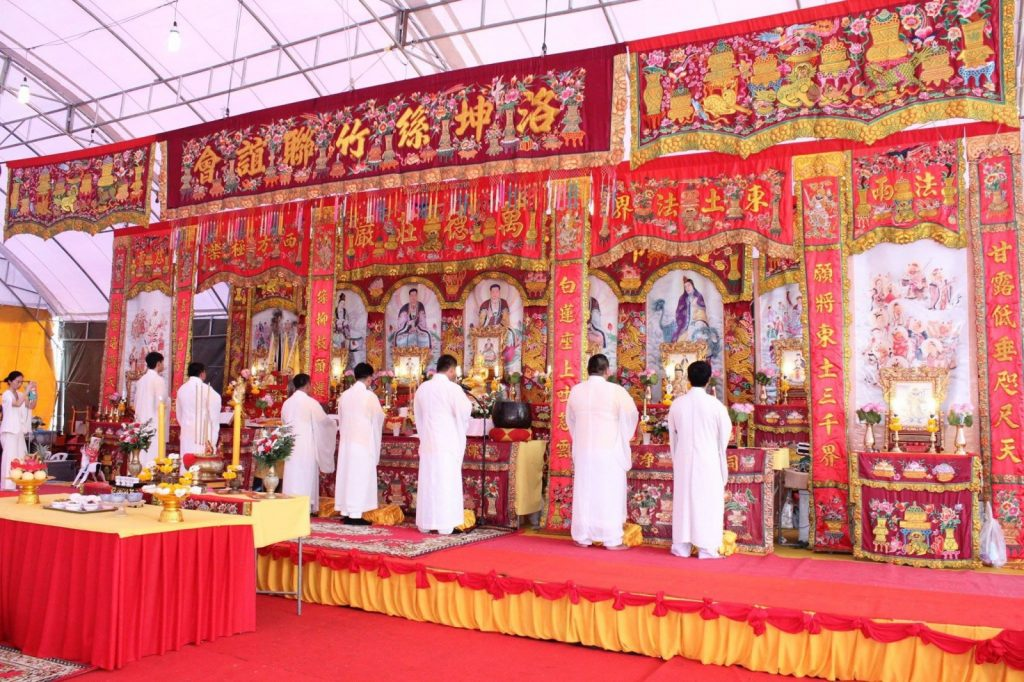 Mass prayer ceremony held for victims of the Phoenix boat disaster | News by Thaiger