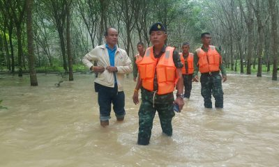 Parts of Krabi flooded as heavy rains continue | The Thaiger