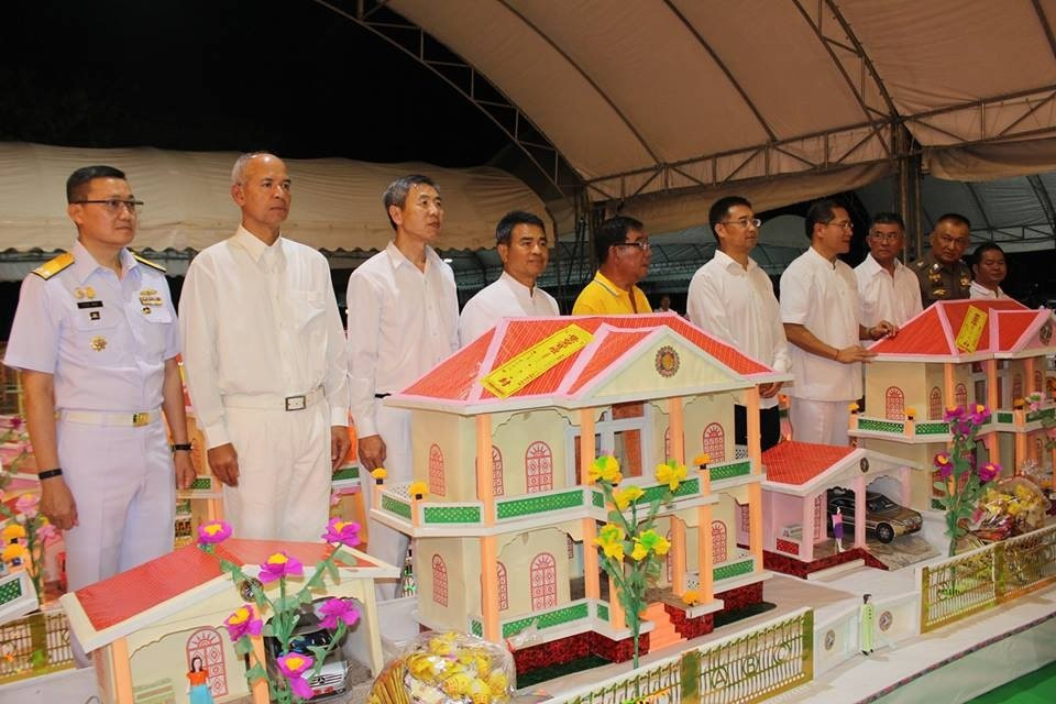 Four religions join in prayer ceremony for Phoenix boat victims | The Thaiger