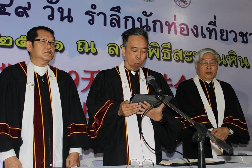 Four religions join in prayer ceremony for Phoenix boat victims | News by The Thaiger