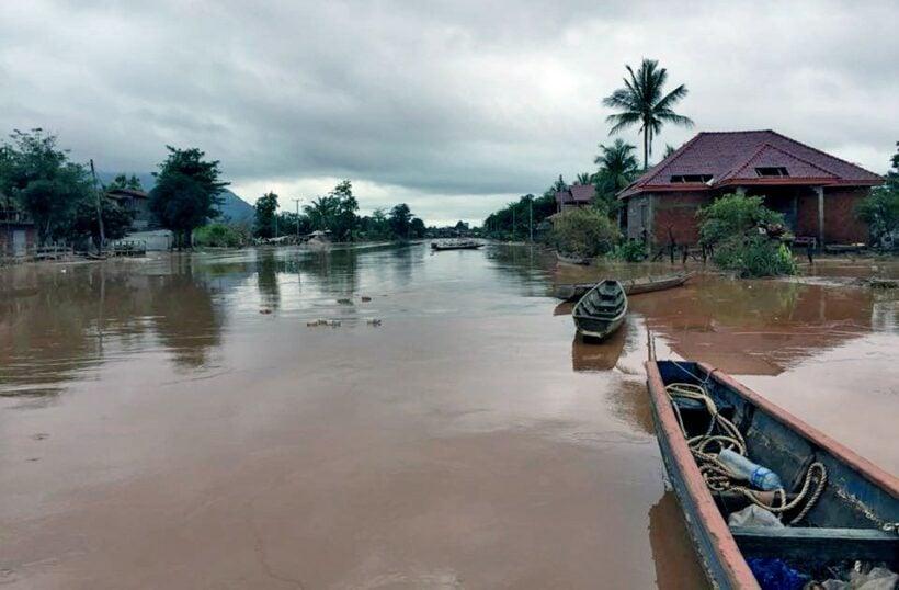 Mekong breaks its banks flooding seven Thai provinces | The Thaiger