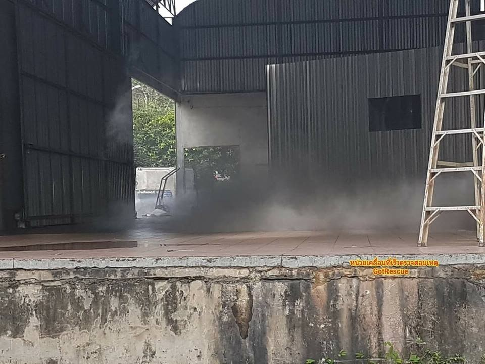 One dead after ammonia leak at Phang Nga ice-factory | News by The Thaiger