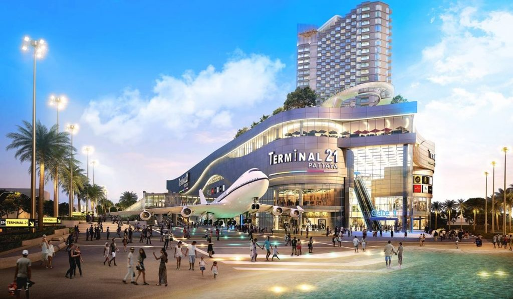 Pattaya attracting major government and international brand investment | News by The Thaiger
