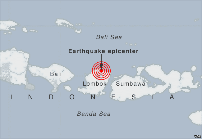 Lombok earthquake toll climbs to 347 | News by The Thaiger