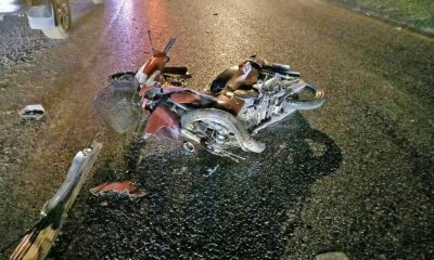 Motorbike driver killed in Thepkasattri road | The Thaiger