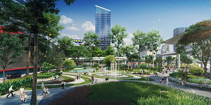 The rise of the mixed use retail development   News by The Thaiger
