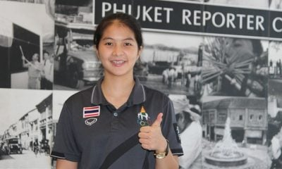 Phuket girl wins a bronze medal in Karate at the Asian Games 2018 | The Thaiger