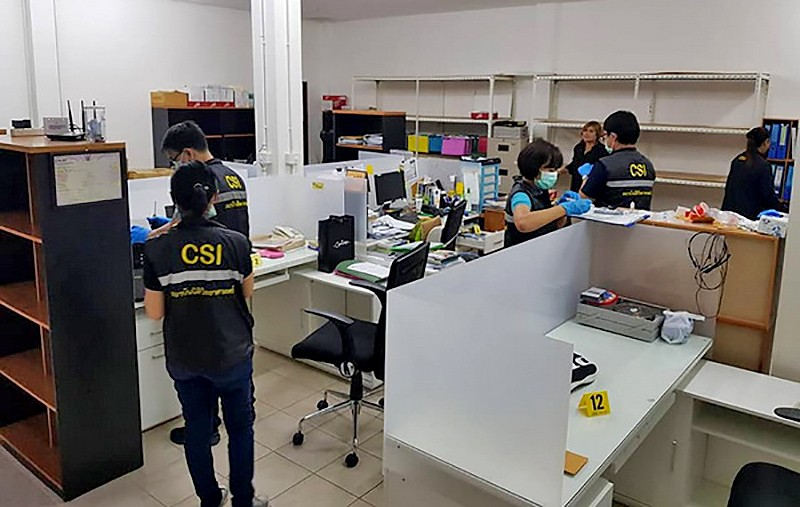 DSI crackdown on foreigners using Thai nominees: Law firm raided in Bangkok, Phuket and Samui | News by Thaiger