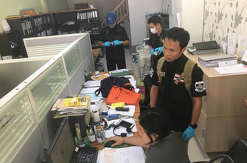 DSI crackdown on foreigners using Thai nominees: Law firm raided in Bangkok, Phuket and Samui | News by The Thaiger