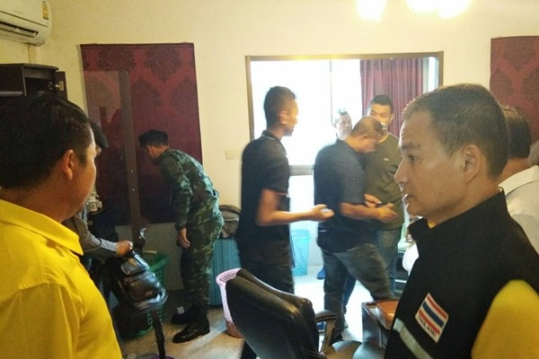 Police search Patong bar owner's rentals and home - Sattahip murder investigation | News by Thaiger