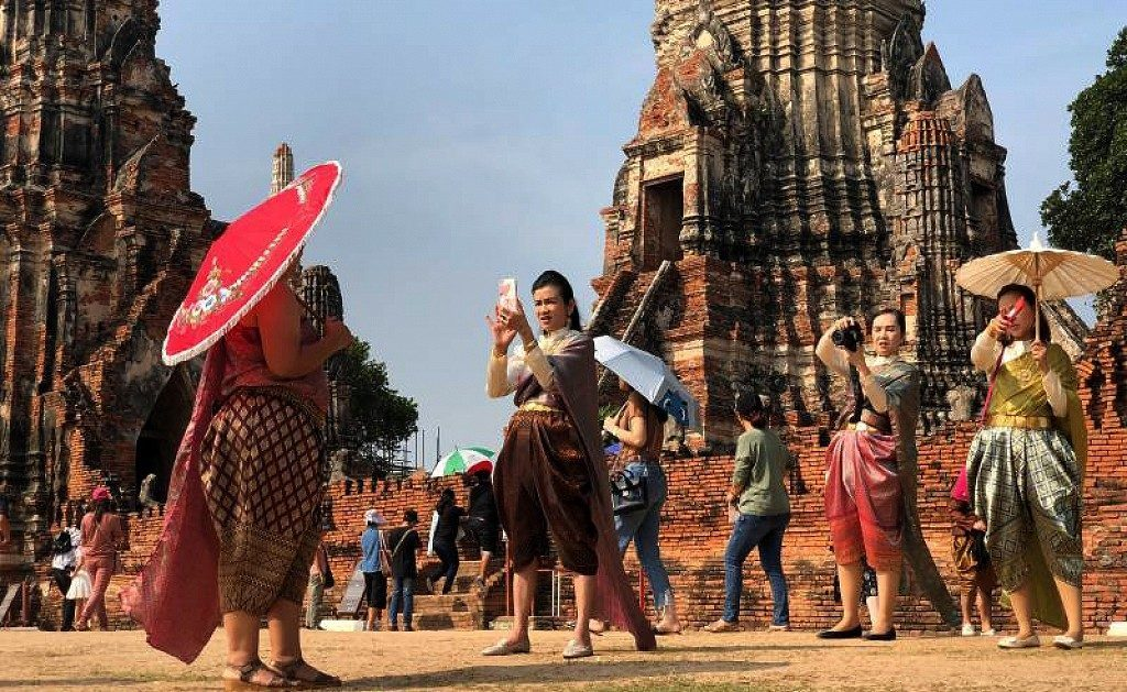 Tuk Tuk rally on August 18-19 with an Ayutthaya period costume twist   News by The Thaiger