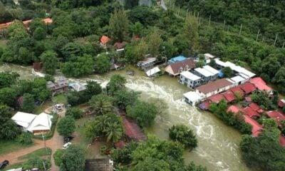 Flood watch on Phetchaburi, Nan, western provinces | The Thaiger