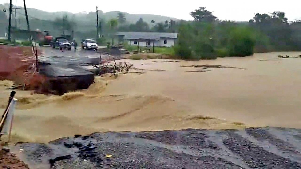 Overnight rains trigger floods in Phang Nga | The Thaiger