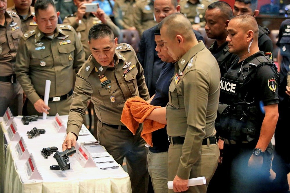 Phuket man confesses to Sattahip double murder | News by The Thaiger