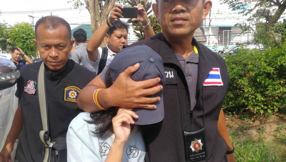 Sister and boyfriend arrested over alleged rape of 12 year old autistic girl | The Thaiger