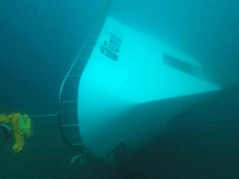 ฟีนิกซ์กู้เรือพ้นน้ำเร็วๆนี้ คาดส่งฟ้องสิ้นเดือน เจ้าของ กัปตัน ช่างเครื่องอยู่คุก | The Thaiger
