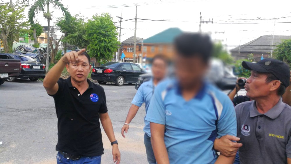 Sister and boyfriend arrested over alleged rape of 12 year old autistic girl   News by The Thaiger