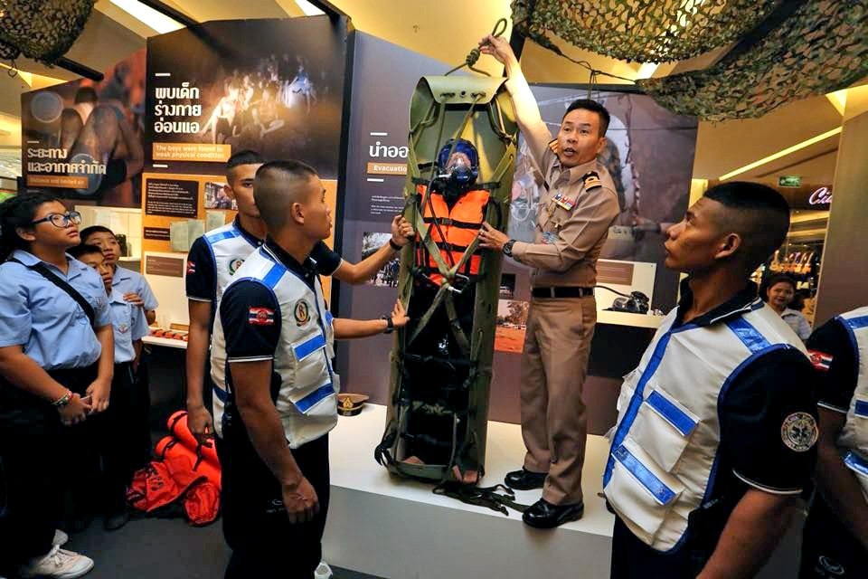 Mu Pa Mission Impossible – The interactive exhibition | The Thaiger
