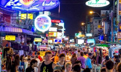 BMA backs down to allow Khaosan traders, sort of… | The Thaiger