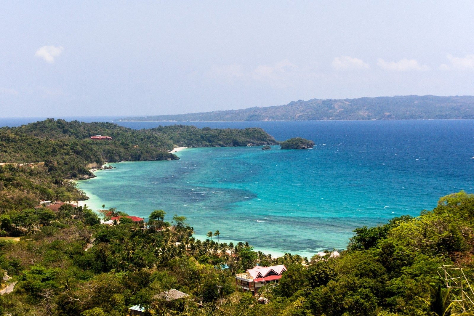 Boracay closure dents Philippine's economic numbers | The Thaiger