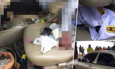 Public servant found dead in car near Ch-aam Beach | The Thaiger