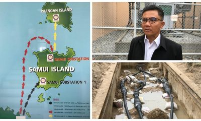 Electricity glitches for Samui and Koh Phangan | The Thaiger