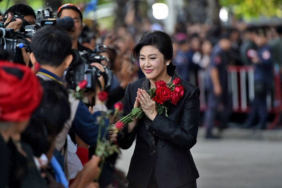 Thai officials make official request for Yingluck's extradition | News by The Thaiger