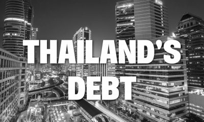 Thailand's household debt | The Thaiger