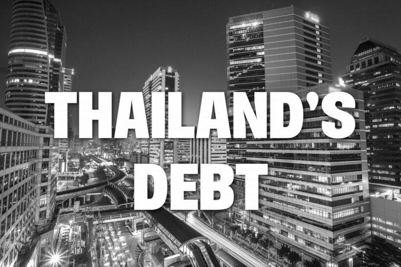 Thailand's household debt | The Thaiger
