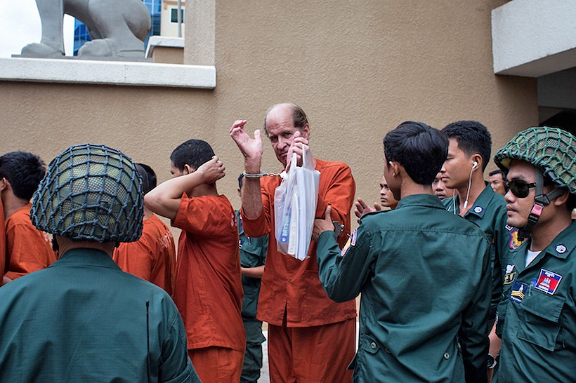 Australian filmmaker gets 6 years in a Cambodian prison for 'espionage' | The Thaiger