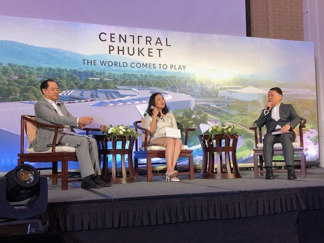 The new Central Phuket: Interview with Central Pattana's Pakorn Partanapat | The Thaiger