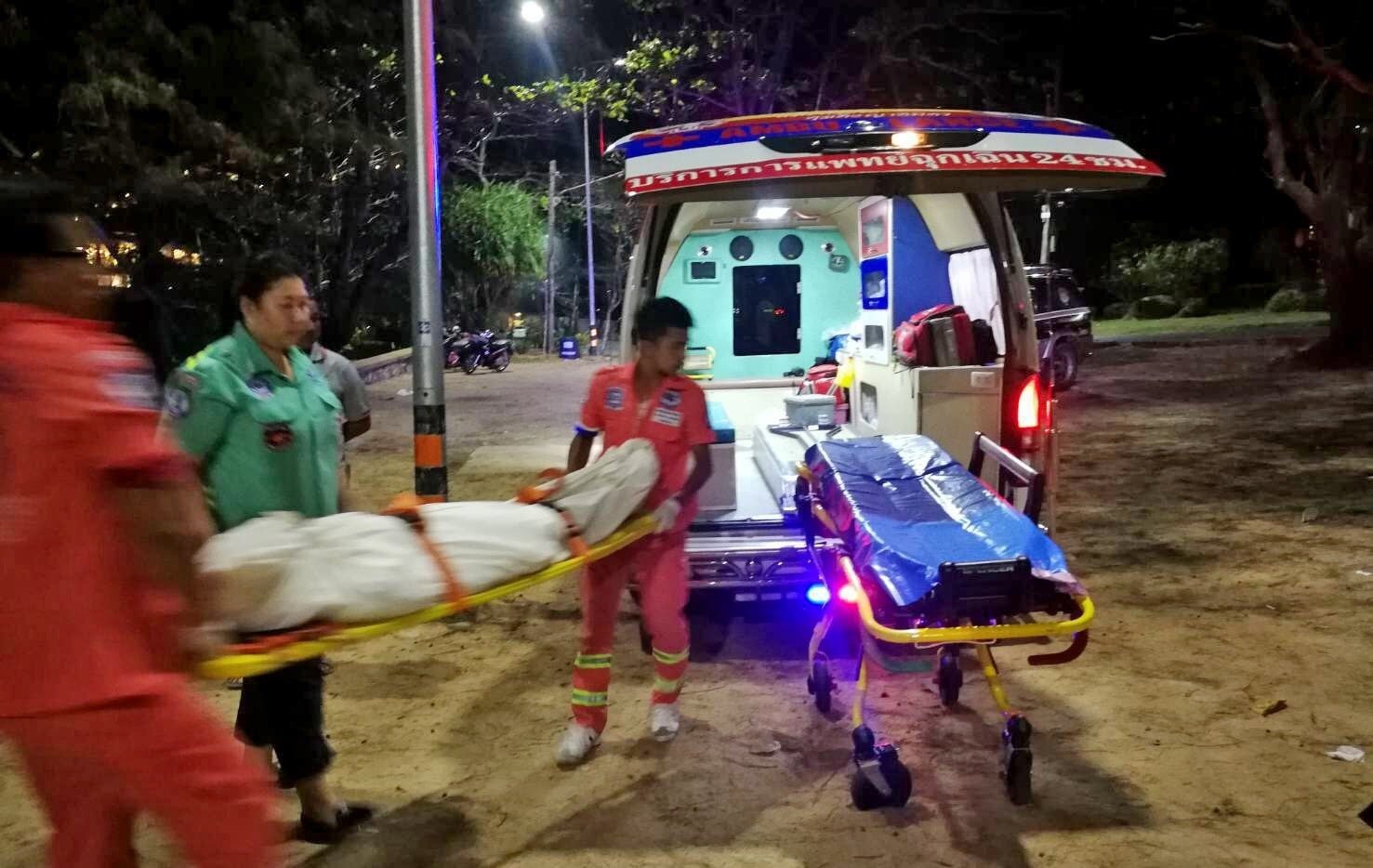 One rescued, one dead, one missing in Phuket surf | The Thaiger