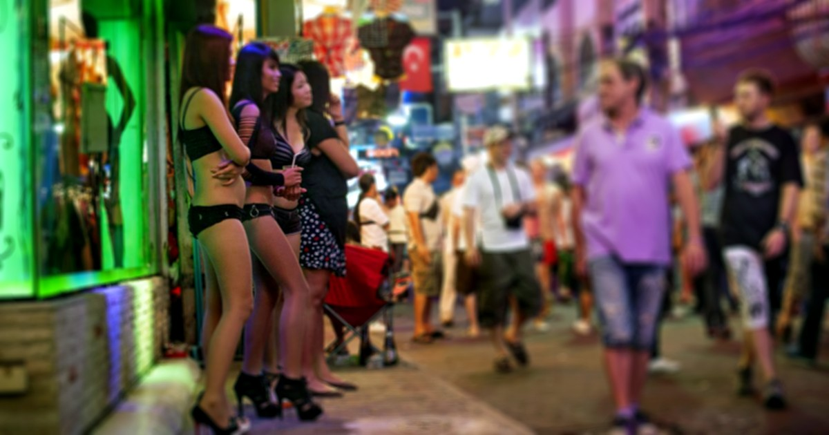 Human trafficking, especially prostitution, still rife in Thailand – New report   The Thaiger