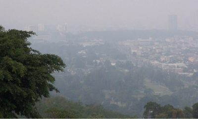 Indonesian forest fires spread smoke into southern Thailand | The Thaiger