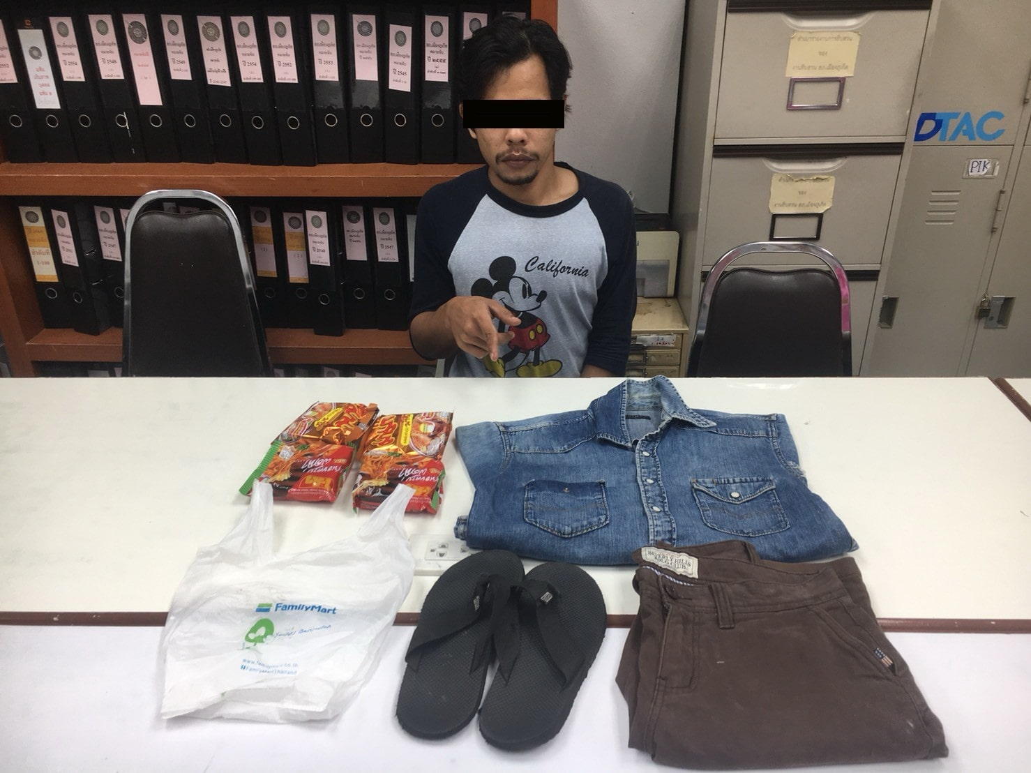 Man arrested over Phuket FamilyMart armed robbery | The Thaiger