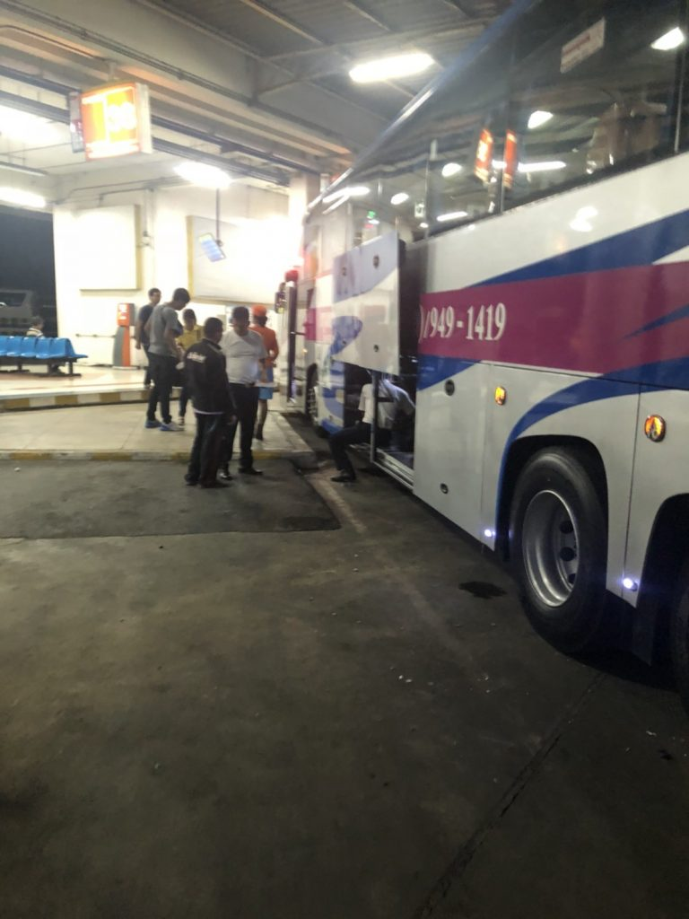 Man arrested after picking up drugs at Phuket Bus Terminal | News by Thaiger
