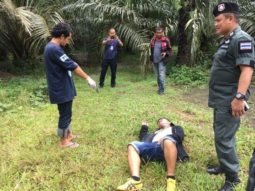 จับกุม 2 หนุ่ม ยิงคนขับรถบรรทุกขยะ อบต.เขาเขน เสียชีวิต | The Thaiger