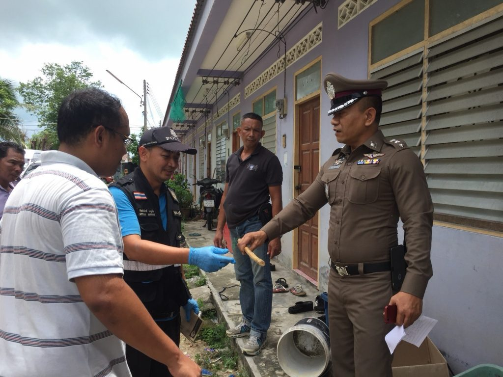 Man charged after 21 month old stepson's death   News by Thaiger