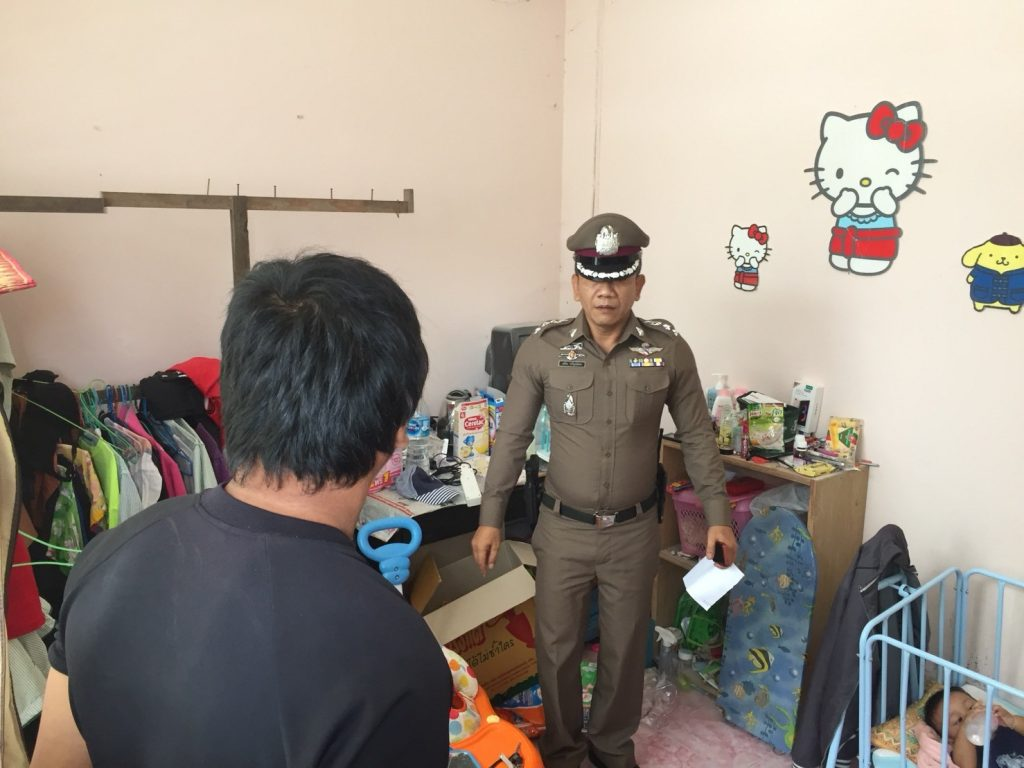 Man charged after 21 month old stepson's death   News by The Thaiger