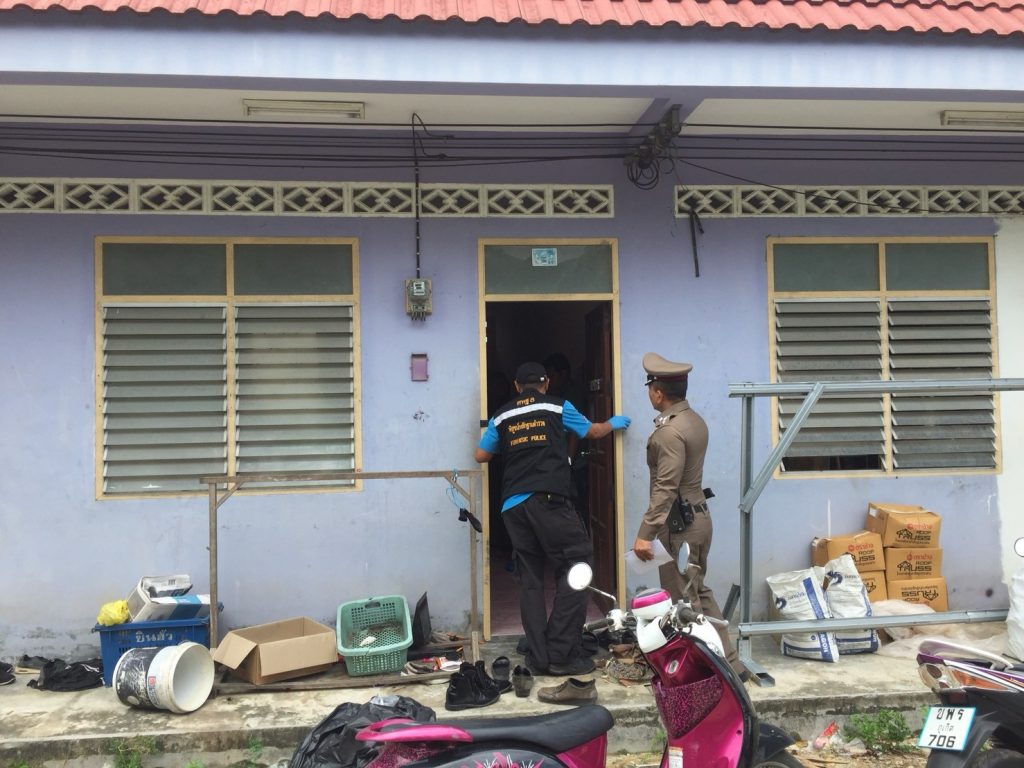 Man charged after 21 month old stepson's death | News by The Thaiger