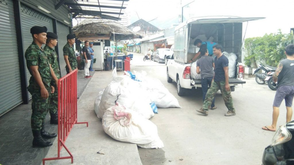 More fake goods seized in Patong | News by The Thaiger