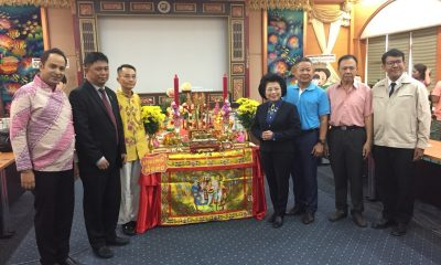 Phuket ready for 'hungry ghost' festival | The Thaiger
