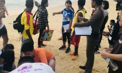 One rescued, one missing after rescue at Karon Beach | The Thaiger