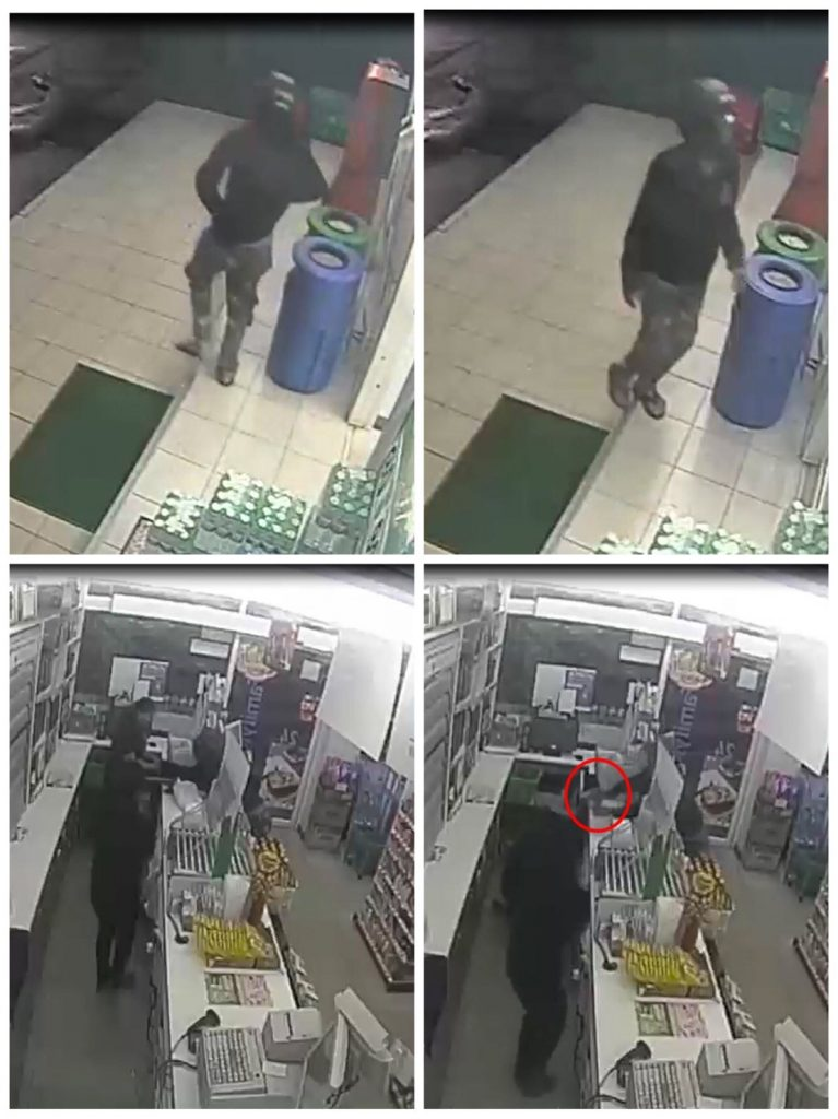 Man arrested over Phuket FamilyMart armed robbery | News by Thaiger