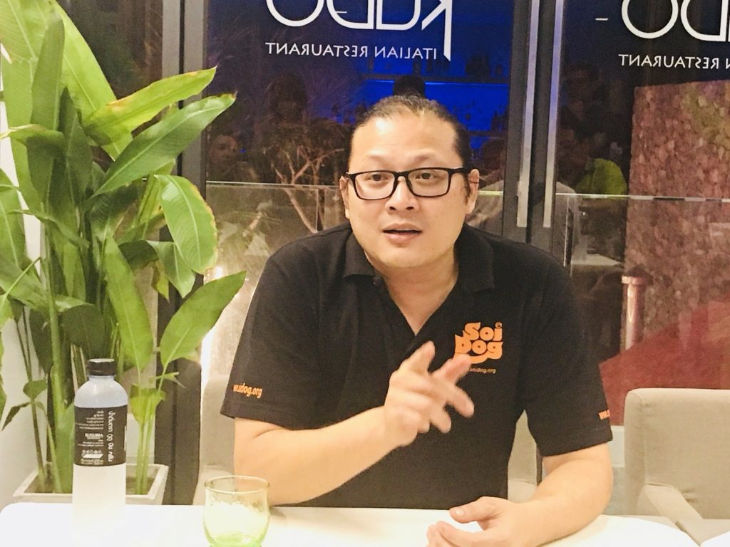 """""""No mafia in Patong"""" - Patong businessman 