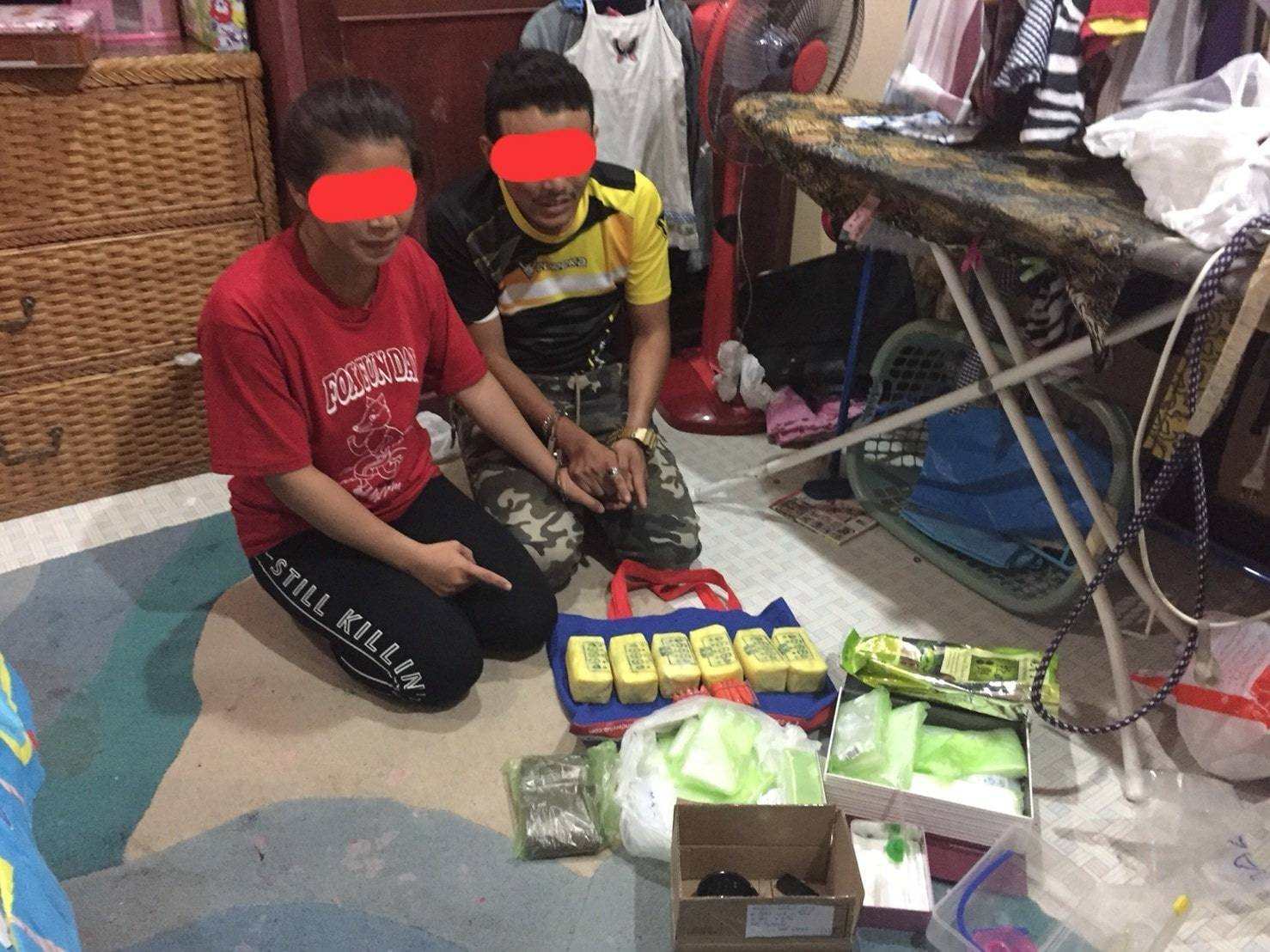 University students arrested with 14K methamphetamine pills | The Thaiger