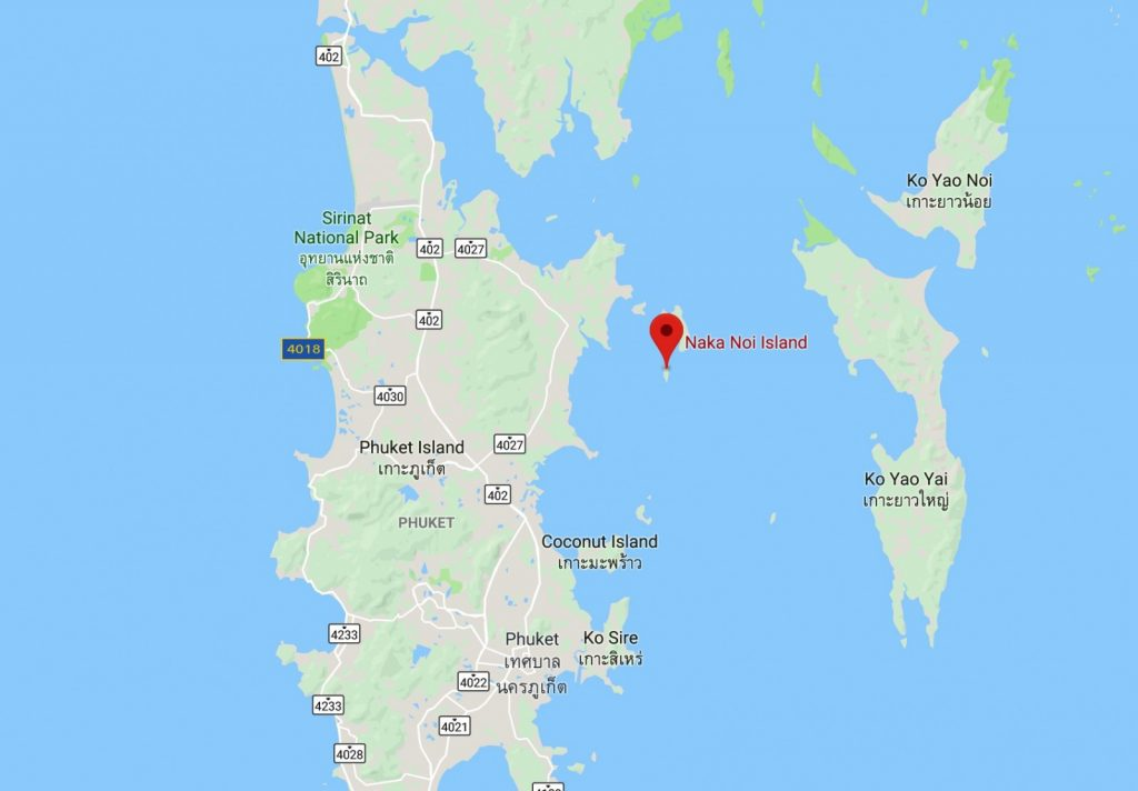 Officials file report about land encroachment on Naka Noi Island | News by Thaiger