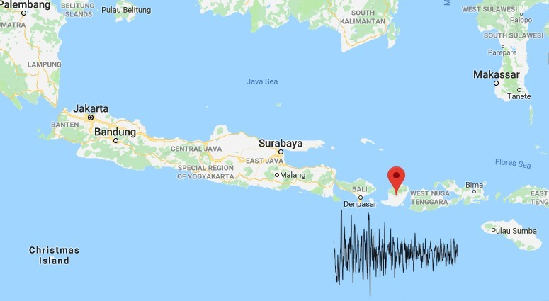 132 aftershocks recorded in aftermath of 7-magnitude earthquake on Lombok | The Thaiger