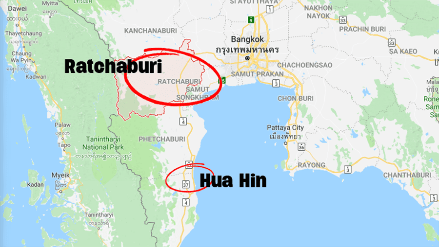 Hua Hin gets funding to expand airport | News by The Thaiger