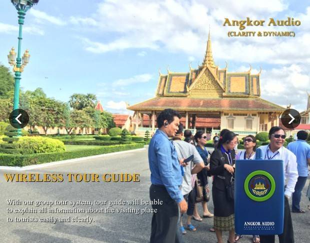 Cambodian tour guides cry foul over new tour guide audio Apps | News by The Thaiger